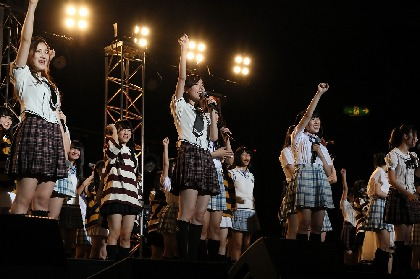 SKE48、最新シングルの略称は「パンチラ」?全国握手会のミニライブでタイトルを発表