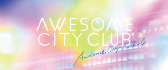 「Awesome City Tracks 4」ステッカー