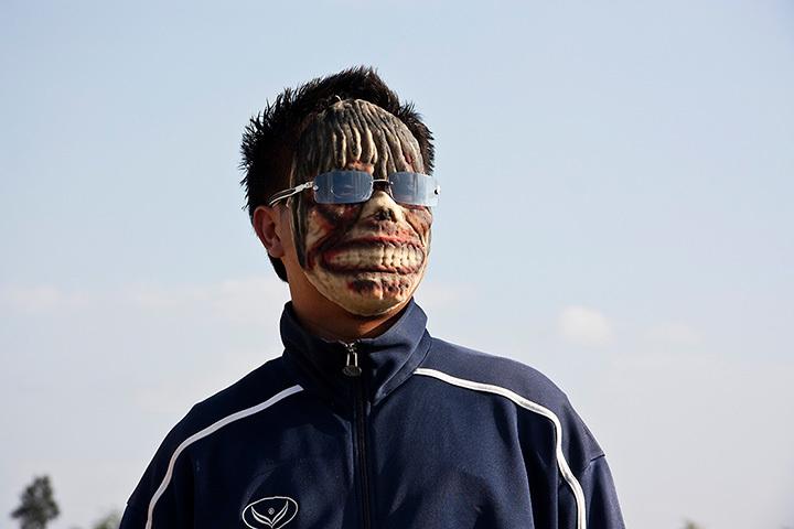 アピチャッポン・ウィーラセタクン『ゴースト・ティーン』2009年 インクジェット・プリント