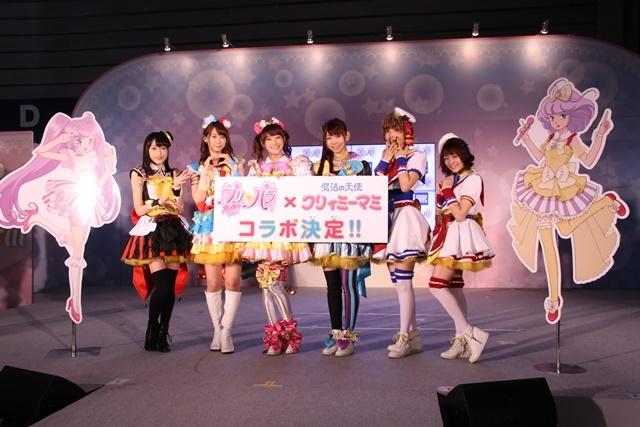 「ちゃおフェス2016」『プリパラ』ステージでダンシング!!!