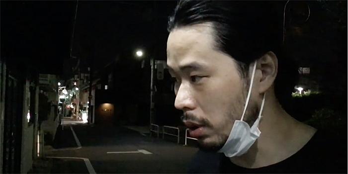 「劇団「地蔵中毒」公演中止ドキュメンタリー」より