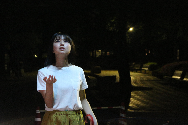 上白石萌歌が出演する『LIVE THE MOVIE』からのカット