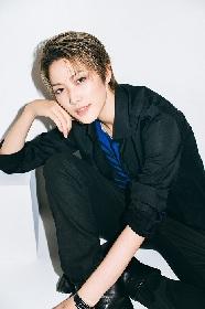 七海ひろき、フルアルバムのタイトルが『KINGDOM』に決定 インストアイベントの詳細も発表