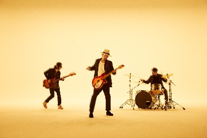 "ACIDMAN、11th アルバム『Λ(ラムダ)』を12月にリリース 20周年フェス""SAI""スタンド席の追加販売も発表に"
