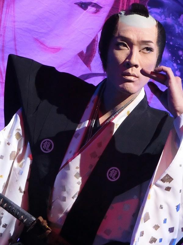 澤村龍太郎さん(2015/11/22)