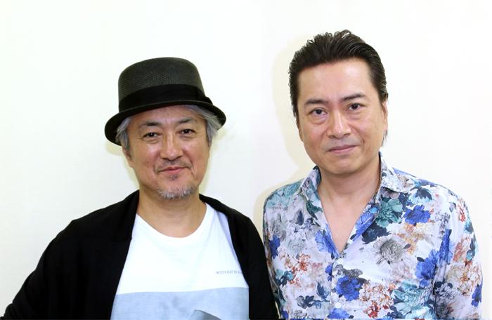 (左から)山路和弘、平田広明