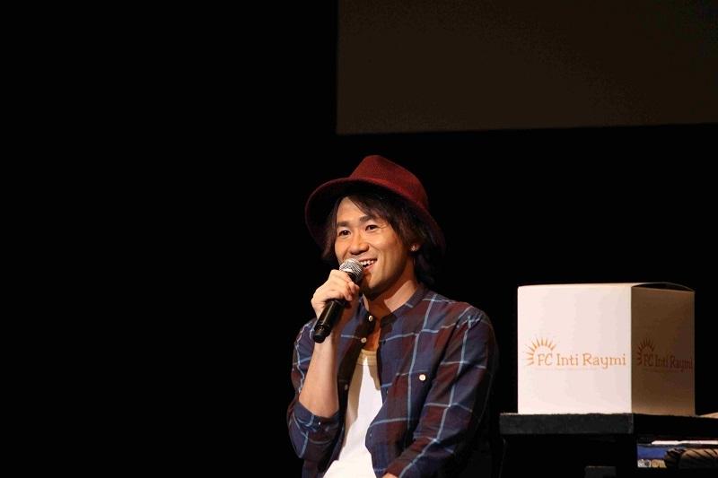 ナオト・インティライミ『ファン感謝祭』2015年11月30日 赤坂BLITZ