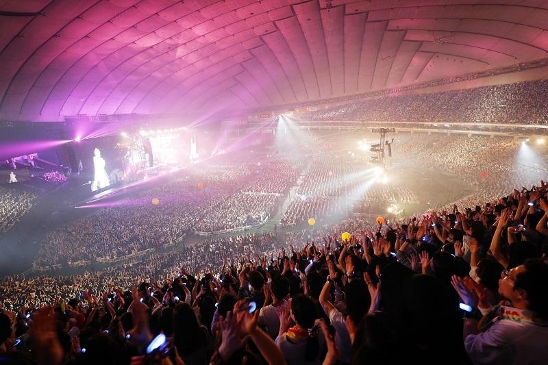 L'Arc-en-Ciel『25th L'Anniversary LIVE』2017.4.9 東京ドーム 撮影=今元秀明 / 岡田貴之 / 緒車寿一 / 加藤千絵 / 田中和子