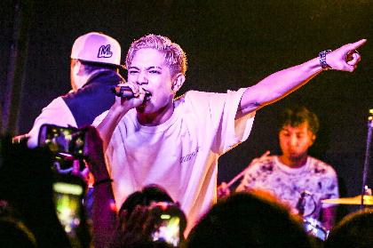 Rude-α「俺の夢は人の夢になることです」  ーーエネルギーと愛情に溢れた大阪初ワンマンライブ