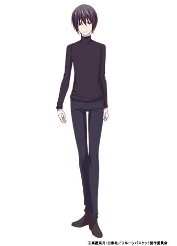 草摩 慊人(CV:坂本真綾) (C)高屋奈月・白泉社/フルーツバスケット製作委員会