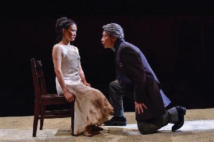 蒼井優と生瀬勝久が熱演する『アンチゴーヌ』が1/9開幕~生瀬「演劇史に残る自信がある」、ゲネプロレポート