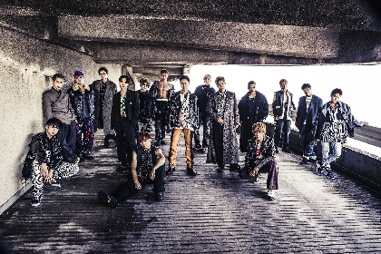 THE RAMPAGE、新曲が『よみうりランド ジュエルミネーション 2019-2020』テーマソングに決定 点灯式に全員で出演へ