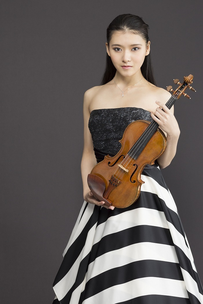 服部百音 (C)Chihoko Ishii