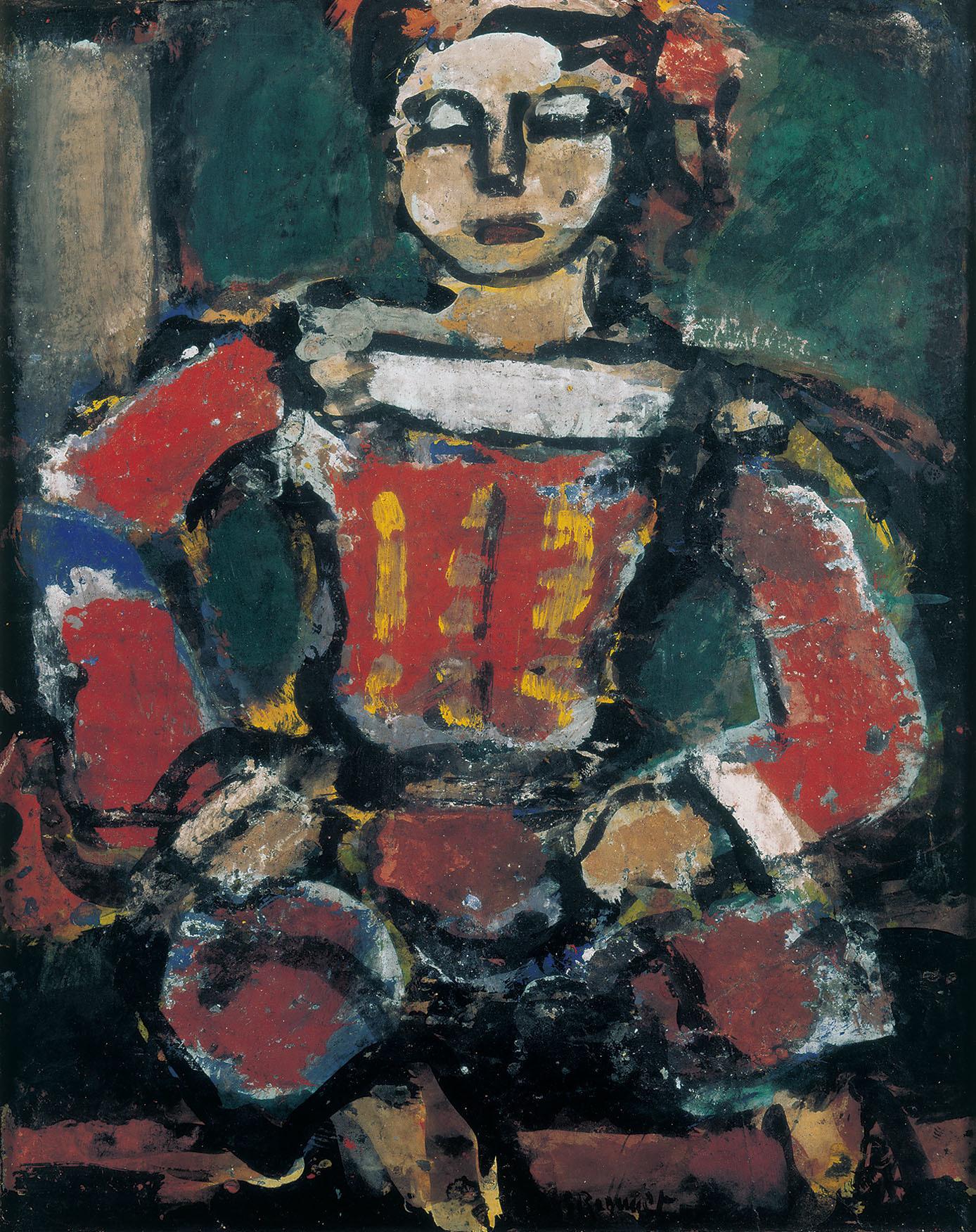 アンリ・マティス《ラ・フランス》1939年 公益財団法人ひろしま美術館