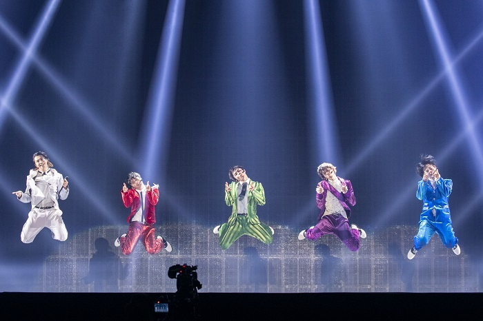 BULLET TRAIN ON LINE SPECIAL LIVE 2020『Superstar』より