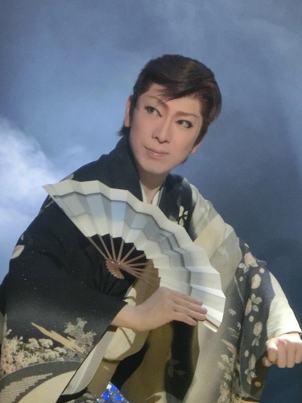 劇団KAZUMA・藤美一馬座長(2015/6/4) 筆者撮影