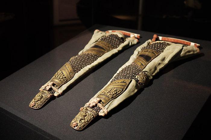 国宝 籠手│鎌倉時代 13世紀 春日大社