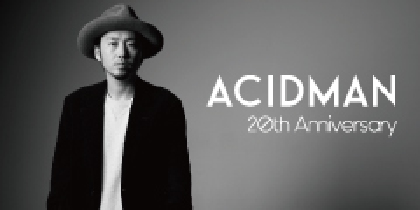 ACIDMAN 20th Anniversary