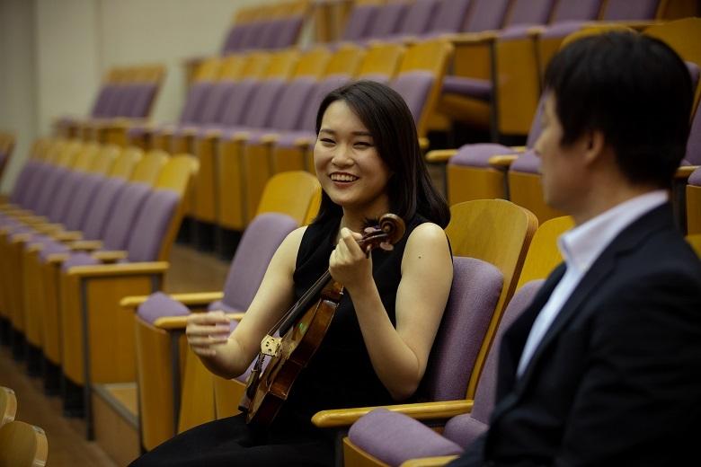 大阪フィルは、本番の集中力がとんでもなく高いオーケストラですね。  (c) Kazunari Tamura