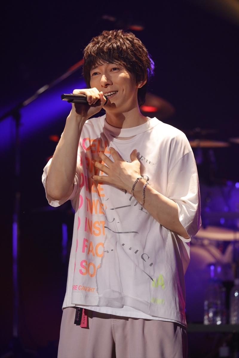 """「Wataru Hatano """"Online"""" Live 2020 –ReIntro-」"""