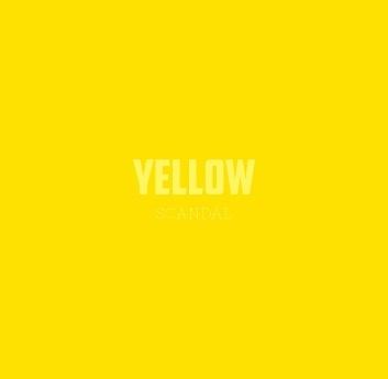 SCANDAL『YELLOW』完全生産限定盤