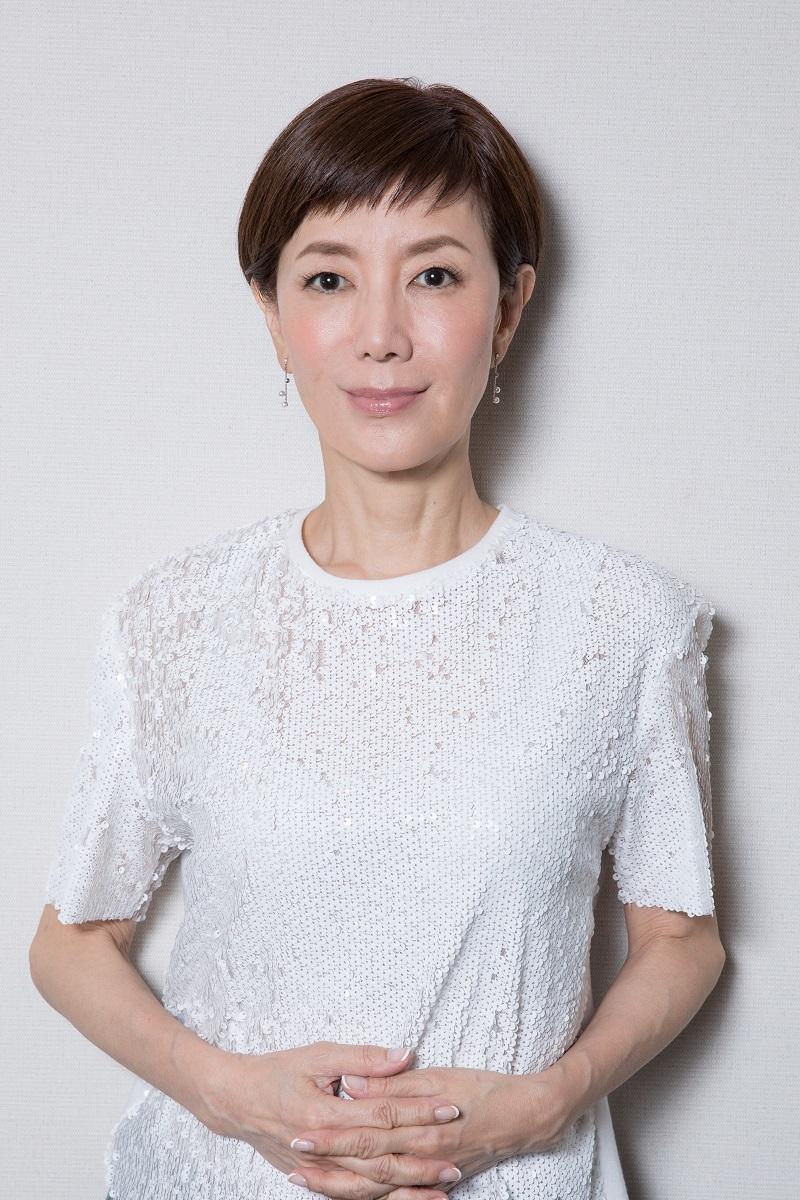 二役を演じる戸田恵子