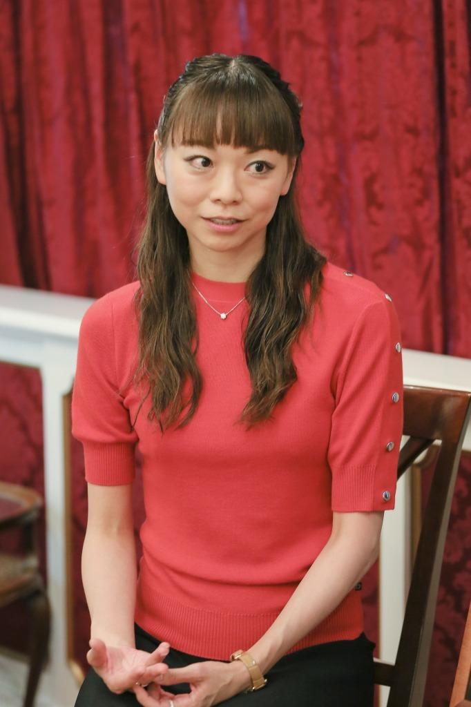 上野水香 (C)Kiyonori Hasegawa