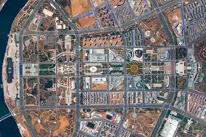 人工衛星写真集『SATELLITE(サテライト)』発売 こんな奇妙な惑星見たことない…