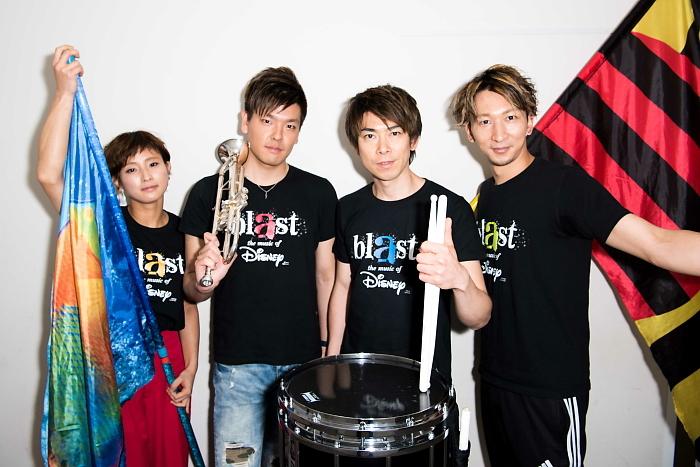 (左から)藤井麻由・米所裕夢・石川直・和田拓也 (写真撮影:髙村直希)