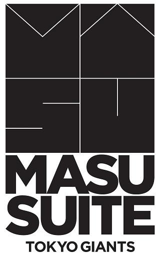 MASU SUITEのロゴ