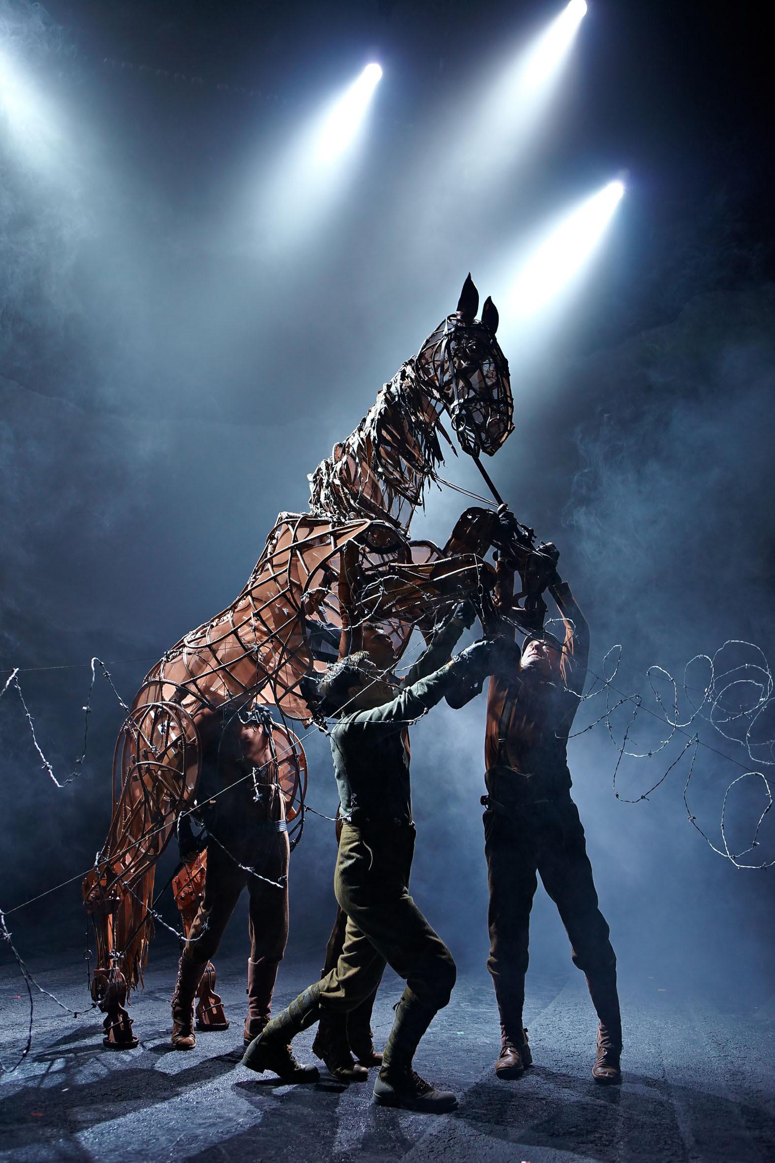 『戦火の馬』© Brinkohff Mogenburg
