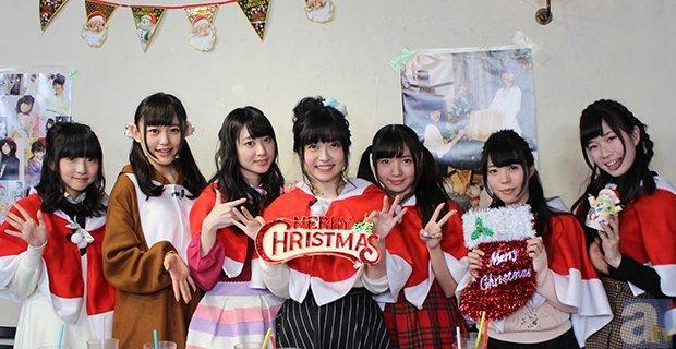 神回!ニコ生・「わぐらぶ愛してる」七人のクリスマスをレポート!