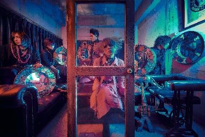 アルルカン 2月にニューシングル「怒り」発売決定、初回盤特典DVDにはメンバー密着・単独インタビュー映像を収録