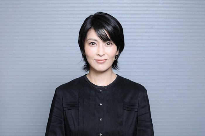 松たか子 撮影:宮川舞子