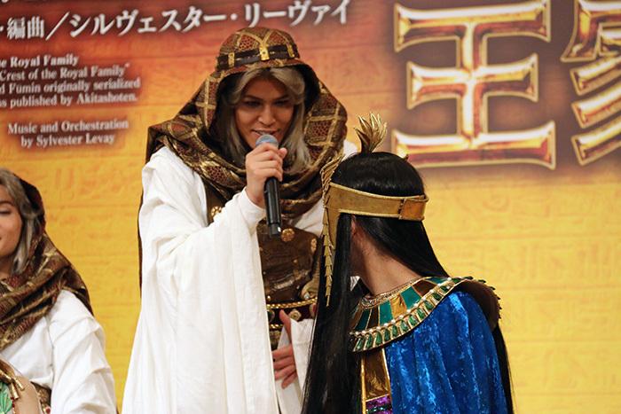ミュージカル「王家の紋章」