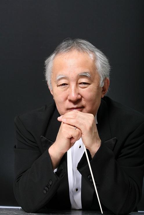 客演指揮者 大山平一郎  (c)Tsuru