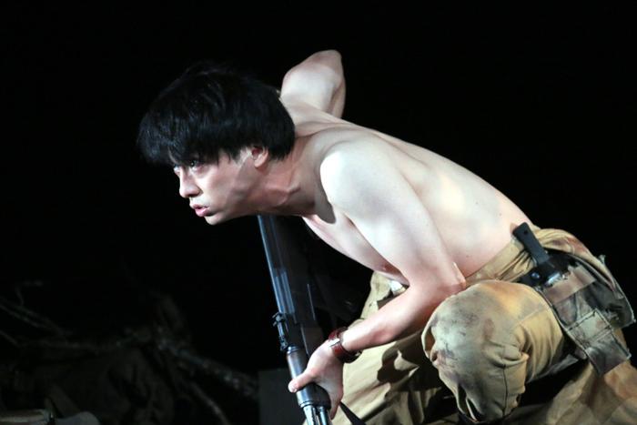 舞台「ボクの穴、彼の穴。」