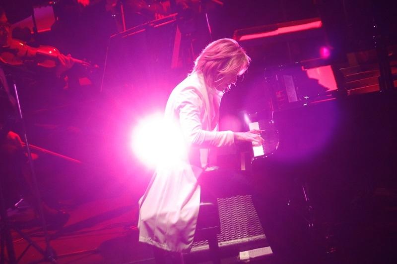 『YOSHIKI CLASSICAL SPECIAL WORLD TOUR 第二弾』2016年12月6日東京国際フォーラムホールA