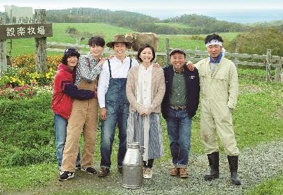 大泉洋や岡田将生がレストラン開店に向けて奮闘する、映画『そらのレストラン』場面写真公開