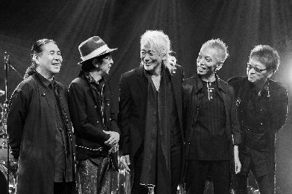 安全地帯 35周年ツアー日本武道館ライブをWOWOWで放送