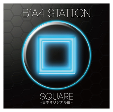 B1A4 station Square(□)