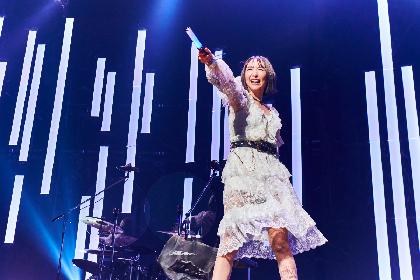 藍井エイル、全国14か所を駆け抜けたツアーを完走 「私を信じてついてきてくれて、音楽を聴き続けてくれて、本当にありがとう!」