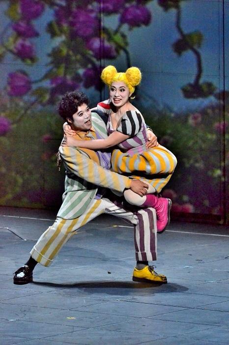 2015年東京二期会オペラ劇場公演より 撮影:三枝近志