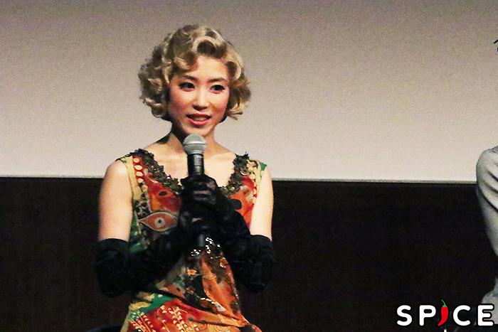 2018『アニー』リリー役の山本紗也加