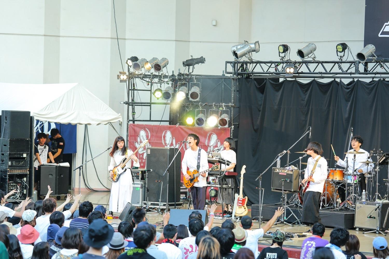 ヤングライオン祭り'16 / LILI LIMIT 写真=河上良/森好弘