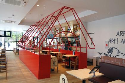 スヌーピーミュージアム開館に先駆けて「PEANUTS Cafe スヌーピーミュージアム」が南町田にオープン! ピーナッツの世界を体現したカフェを堪能しよう