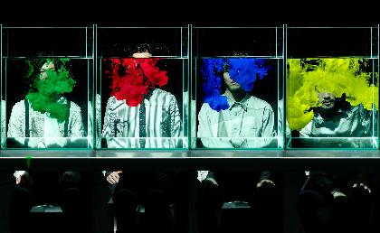 """夜の本気ダンス、6月に3rdアルバム『Fetish』リリース決定 リリース記念""""地ベタリアン""""ライブも開催"""