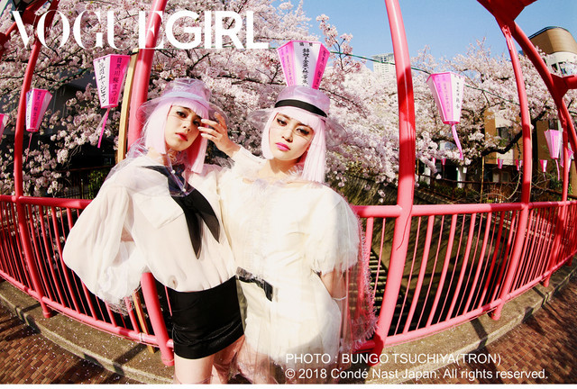 「GIRL OF THE MONTH」メインビジュアル