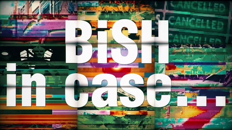 TVアニメ『ゴジラ S.P <シンギュラポイント>』OPテーマ/BiSH「in case...」アニメVer.MVより (c) 2020 TOHO CO., LTD.