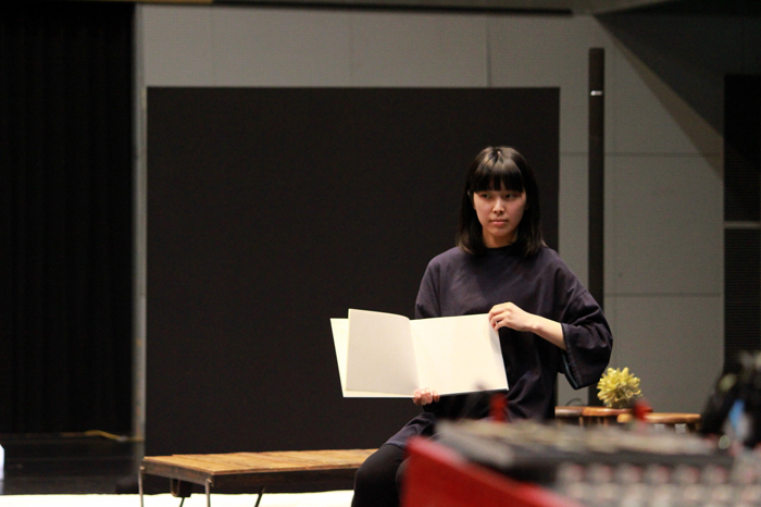 ひろこちゃん役の長谷川洋子